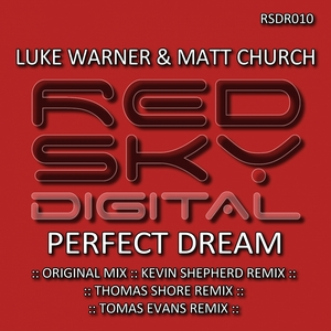 WARNER, Luke/MATT CHURCH - Perfect Dream