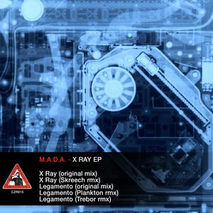 MADA - X Ray EP