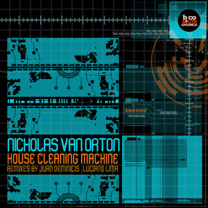 VAN ORTON, Nicholas - House Cleaning Machine