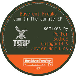 BASEMENT FREAKS feat MC COPPA - Jam In The Jungle EP
