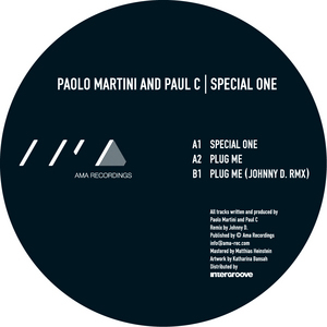 MARTINI, Paolo/PAUL C - Special One EP