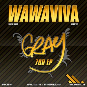DJ GRAY - 789 EP