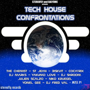 STEREOFLY/DAIYUME/VARIOUS - Tech House Confrontations