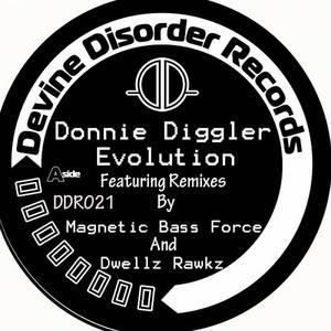 DONNIE DIGGLER - Evolution