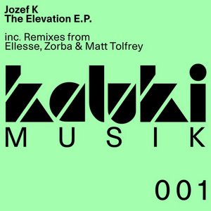 JOZEF K - The Elevation EP