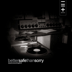 GIDEON - Bettersafethansorry