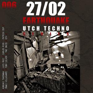 VARIOUS - Earthquake Utch Techno Series 006