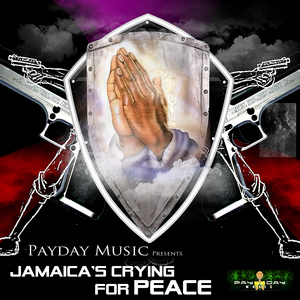 VARIOUS - Jamaica's Crying For Peace