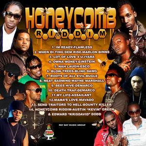 VARIOUS - Honeycomb Riddim