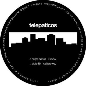 TELEPATICOS - Carpe Sativa EP