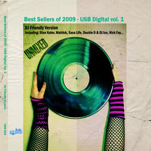 VARIOUS - USB Digital Presents Best Sellers Of 2009: USB Digital Vol 1