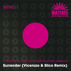 T TOMMY/DJ NANO/ANDRE VICENZZO - Surrender