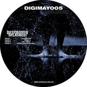 DESTROYER - Splashed