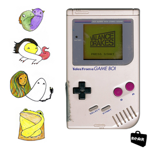 DRAKES, Valance - Tales From A Game Boi