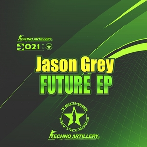 GREY, Jason - Future EP