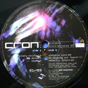 CRON - Scalable Architectures EP