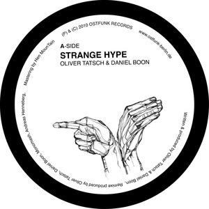 TATSCH, Oliver/DANIEL BOON - Strange Hype