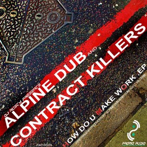 ALPINE DUB/CONTRACT KILLERS - How Do You Make Work EP
