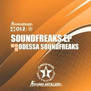 ODESSA SOUNDFREAKS - Soundfreaks EP