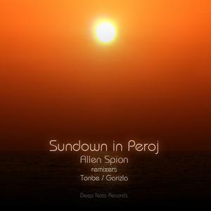 SPION, Allen - Sundown In Peroj