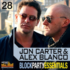 CARTER, Jon/ALEX BLANCO - Block Party Essentials (Sample Pack WAV/APPLE/LIVE/REASON)