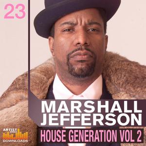 JEFFERSON, Marshall - House Generation Vol 2 (Sample Pack WAV/APPLE/LIVE/REASON)