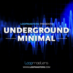 6POD9 - Underground Minimal (Sample Pack WAV/APPLE)
