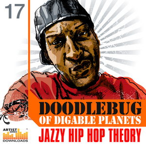 DOODLEBUG - Jazzy Hip Hop Theory (Sample Pack WAV/APPLE/LIVE/REASON)
