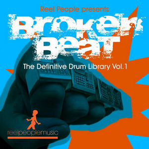 REEL PEOPLE - Broken Beats: The Definitive Drum Library Vol 1 (Sample Pack WAV/APPLE/LIVE/REASON)
