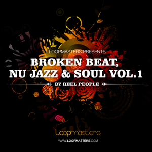 REEL PEOPLE - Broken Beat, Nu Jazz & Soul Vol 1 (Sample Pack WAV/APPLE)