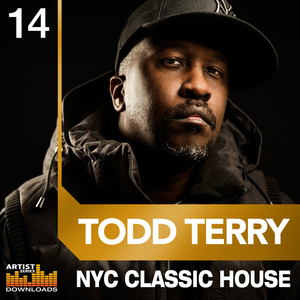 TERRY, Todd - Classic NYC House (Sample Pack WAV/APPLE/LIVE/REASON)