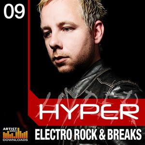 HYPER - Electro Rock & Breaks (Sample Pack WAV/APPLE/LIVE/REASON)