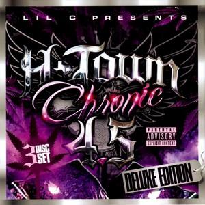 LIL C - H Town Chronic 4.5