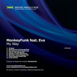 MONKEYFUNK feat EVA - My Way