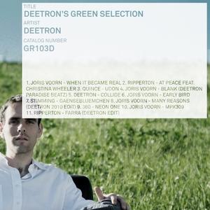 DEETRON/VARIOUS - Deetron's Green Selection