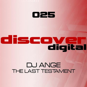 DJ ANGE - The Last Testament EP