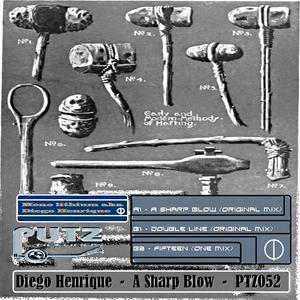 MONO LITHIUM aka DIEGO HENRIQUE - A Sharp Blow