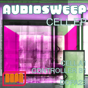 AUDIOSWEEP - Cell EP