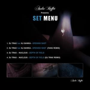 DJ TRAX/NUCLEUS - Set Menu Volume 1