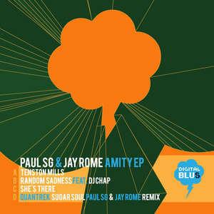 PAUL SG/JAY ROME/QUANTREK - Amity EP