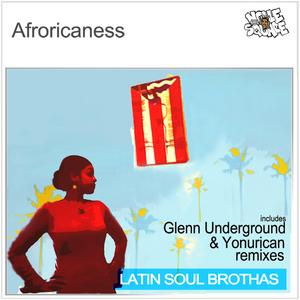 LATIN SOUL BROTHAS - Afroricaness