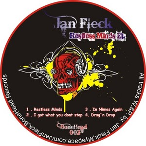 FLECK, Jan - Restless Minds EP