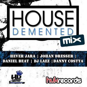 ALVARADO, Mark/JOSE ORTIZ & ANTONIO ALDANA/DANTE & REMMY/INSIDE MUSIC/LEVI GONZALEZ - House Demented Mix