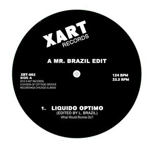MR BRAZIL - Líquido Optimo