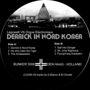 LEGOWELT vs ORGUE ELECTRONIQUE - Derrick In Nord Korea