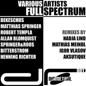 VARIOUS - Full Spectrum