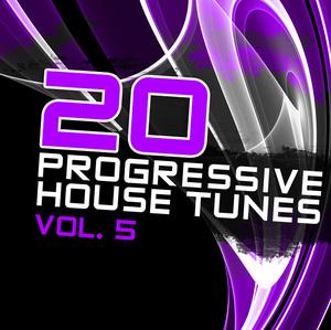 VARIOUS - 20 Progressive House Tunes Vol 5