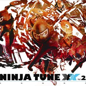 VARIOUS - Ninja Tune XX: Volume 2 (plus free dj mix by Martelo)