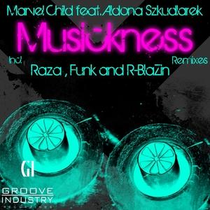 MARVEL CHILD feat ALDONA SZKUDLAREK - Musickness