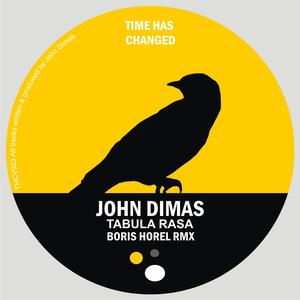 DIMAS, John - Tabula Rasa